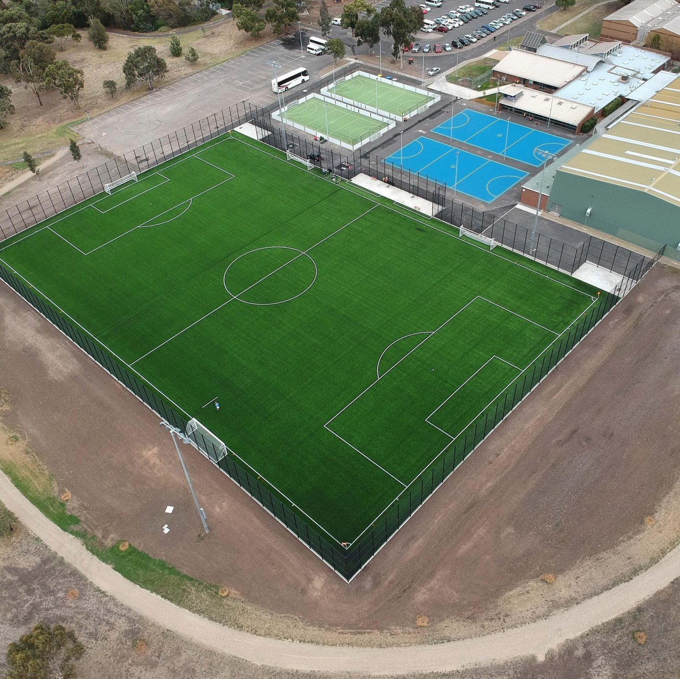 City of Greater Geelong - Geelong Leisure Time Synthetic Soccer Pitch