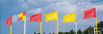 Corner Flags and Accessories for Soccer Field