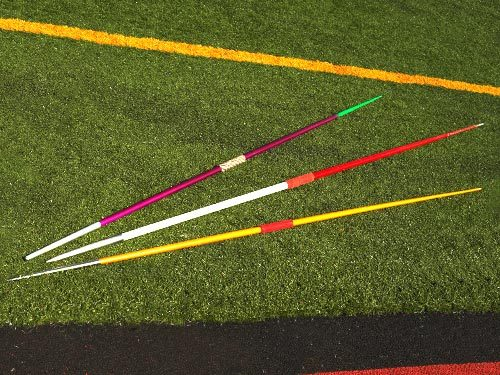 Javelin Throwing Equipment