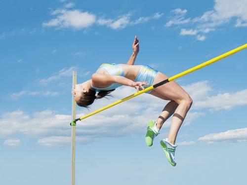 High Jump Equipment