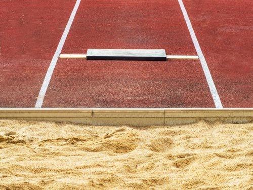 Long and Triple Jump Equipment