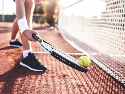 Tennis Posts and Nets