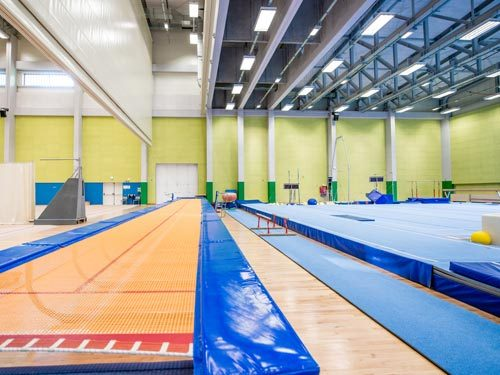 Springboards, Gymnastic Floors