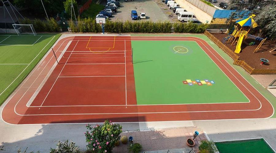 Acrylic Sporting Surfaces