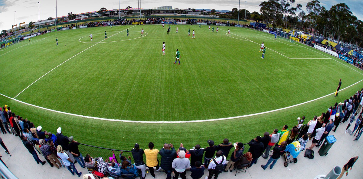 Parks Football Centre - Full size synthetic pitch