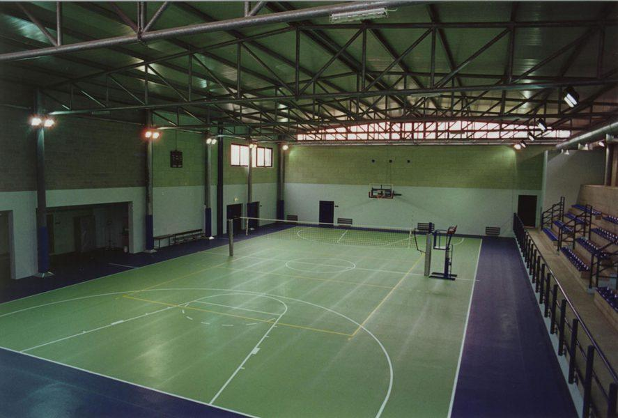 A.C. Crema 1908, San Luigi football Center. - Two gyms in PVC