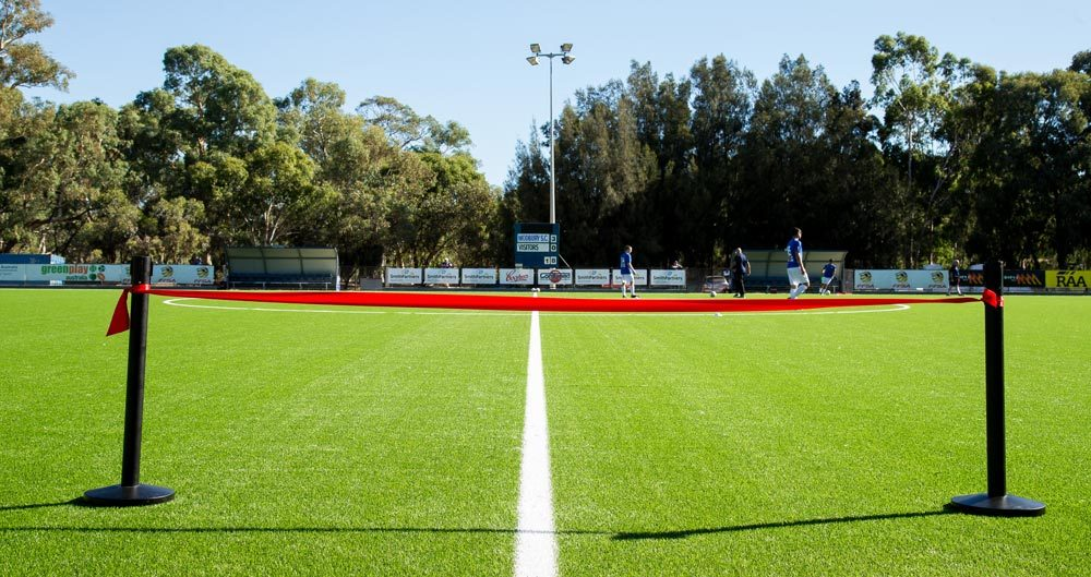 Smith Partners Stadium - Modbury Jets