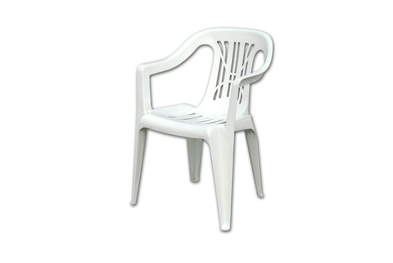 Judges plastic chair -