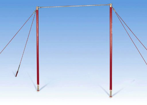 Horizontal high bar F.I.G approved for competition