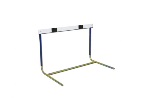 Steel practice hurdle