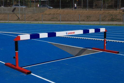 Water jump steeplechase hurdle