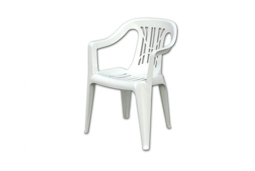Judges plastic chair