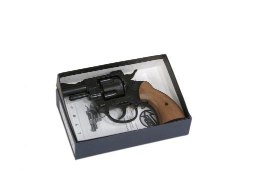 Starting revolver gun
