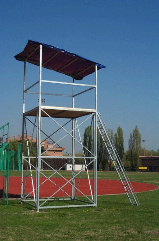 Photofinish stand