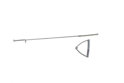 Wire for hammer including handle