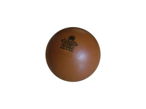 Rubber practice throwing ball, not bouncing, 0.15 kg