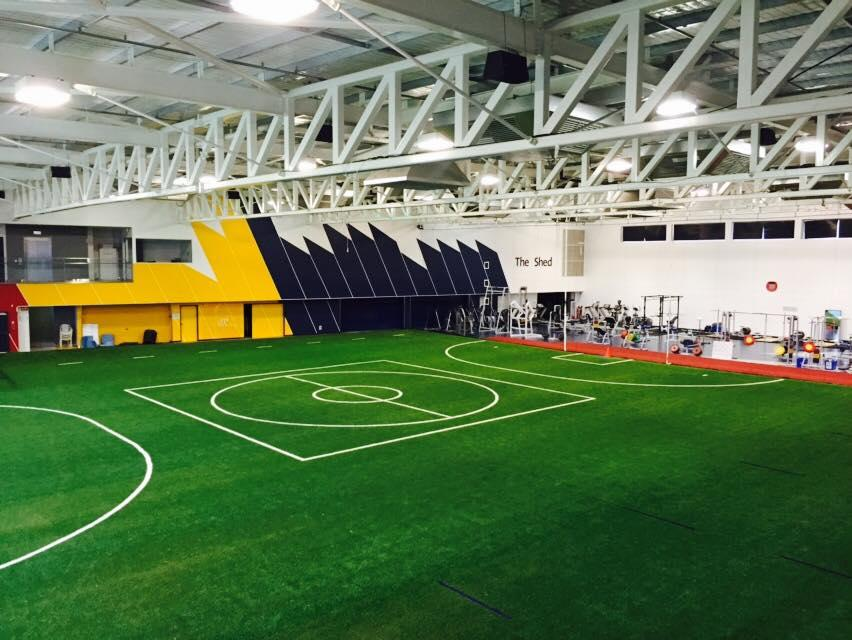 Adelaide Crows Football Club - Indoor training field