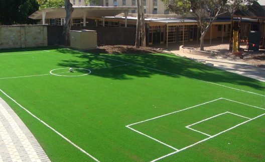 Pembroke Junior Campus - Mini Soccer Pitch