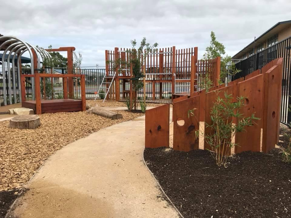 Pennington Primary School - Nature playground